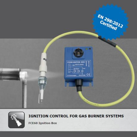 Ignition Control for Gas Burner Systems