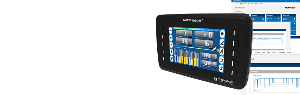 MatManager Paving Quality System